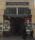 Front facade of University Press Books